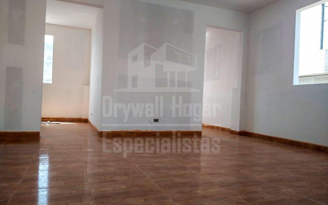 🥇 Departamentos de Drywall 4️⃣ Opciones ✅
