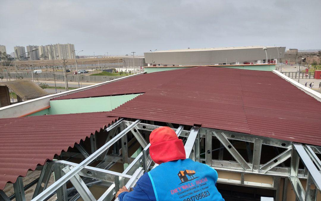 🥇 Empresas de drywall en Lima