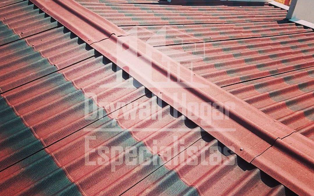 🥇 Techos de drywall