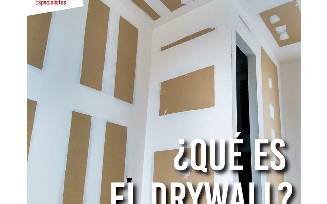 Drywall o tablaroca