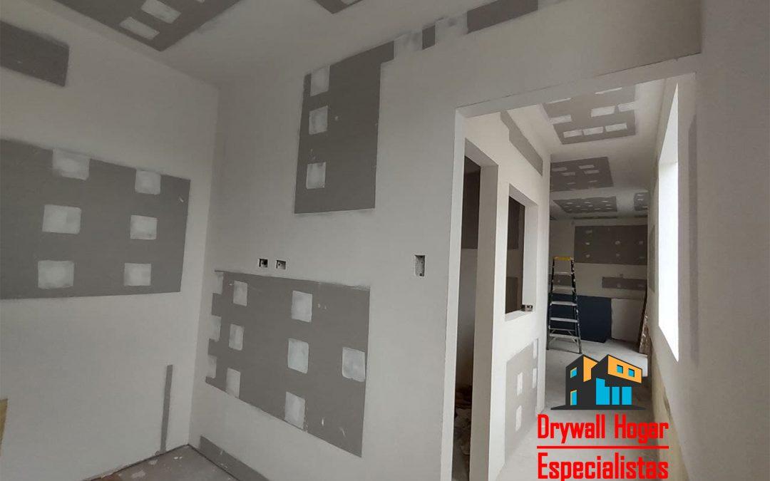 Cuánto cuesta el drywall en Perú